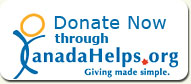 Donate Now Through CanadaHelps.org